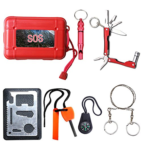 Yancorp Emergency Survival Waterproof Traveling product image