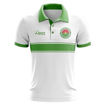 Airosportswear Burkina Faso Concept - Polo de fútbol para niños ...