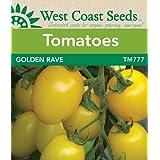 Tomato Seeds - Golden Rave F1