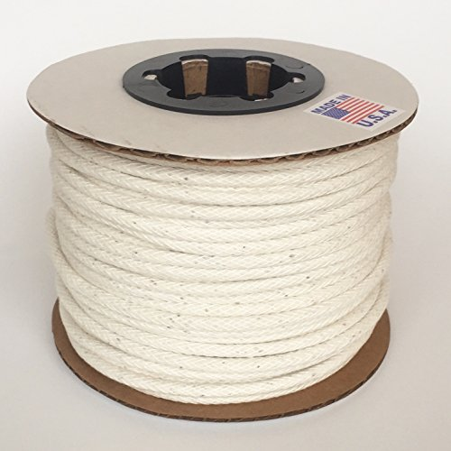 Fantastic Deal! Cotton Piping Welt Cord Made in USA (#1-3/16 (6/32) 70 Yards/Spool)