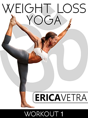 VHS : Weight Loss Yoga Workout 1 - Erica Vetra