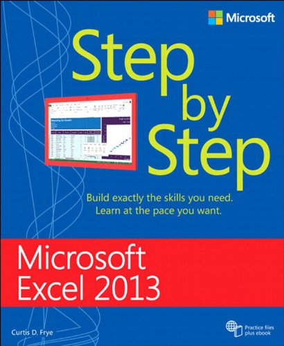 Download Microsoft Excel 2013 Step By Step Pdf