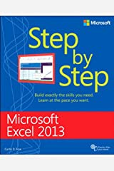 Microsoft Excel 2013 Step By Step Kindle Edition