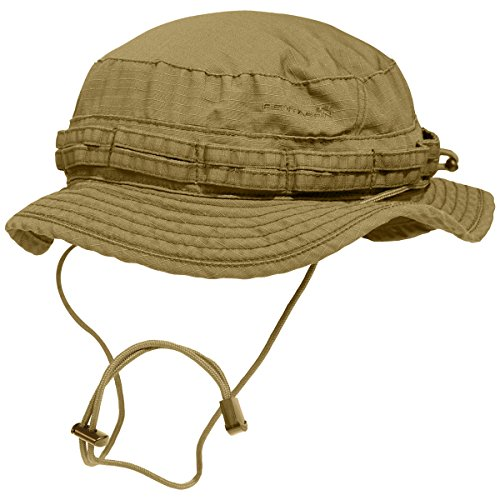 Pentagon Babylon Boonie Hat Coyote size 56-57 by Pentagon (Image #1)
