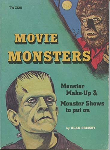 Movie monsters: Monster make-up & monster shows to put on