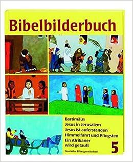 Bibelbilderbuch 5 Bde Bd 5 Bartimaus Kees De Kort