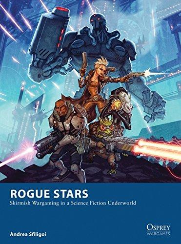 Rogue Stars Skirmish Wargaming Underworld product image