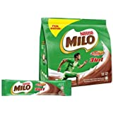 Nestle Milo 3 in 1 Chocolate Malt Drink 21 sticks per pack (18 sticks with 3 sticks for free)