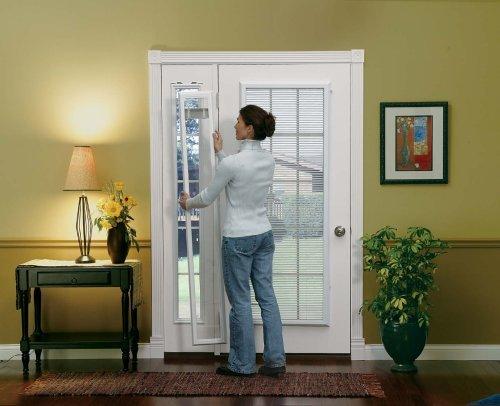 decorating blinds for front door amazoncom odl bwm76401 7 - Sidelight Blinds