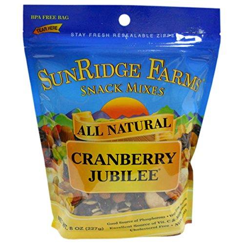 - Cranberry Jubilee Trail Mix