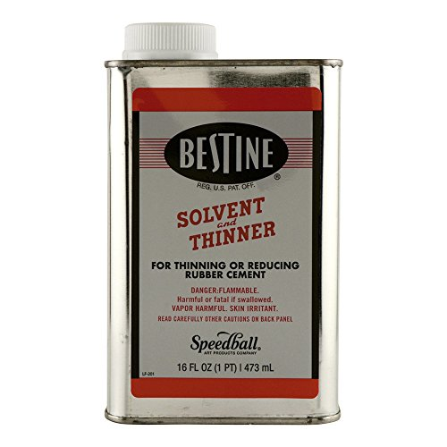 Bestine Solvent Amp Thinner 16oz Can Import It All