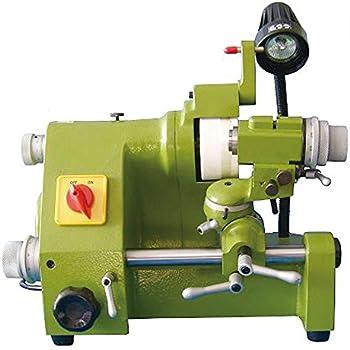 Techtongda U3 110v R8 Universal Multi Functional Cutter Grinder Sharpener End Mill