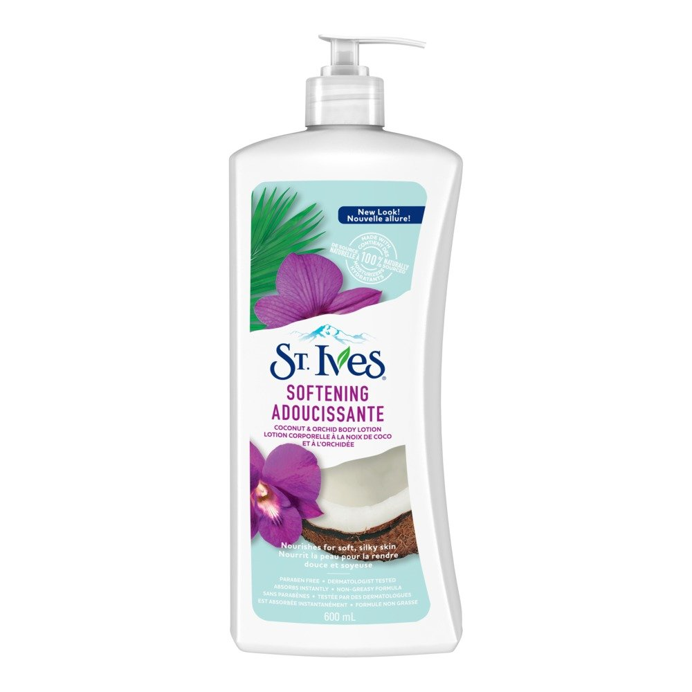 St. Ives Intensive Healing Cranberry Seed & Grape Seed Oil Body Lotion 600mL St Ives