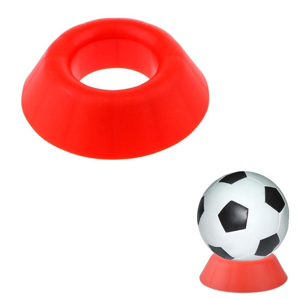 perfeclan Soporte de Exhibición de Balón Deportivo, Base Artesanal ...