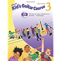 Alfred's Kid's Guitar Course 3: The Easiest Guitar Method Ever!, Book and Enhanced CD