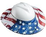 Brahma Brims, Hard Hat Accessory Brim (American Dream)