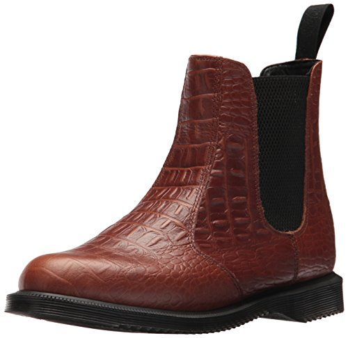 Dark Brown Croc - 7