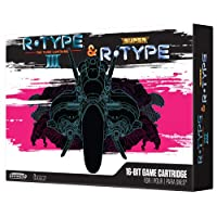 Retro-Bit R-Type Returns - Collectors Edition Black SNES