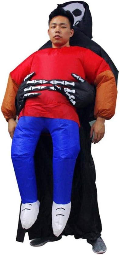 SSBH Ropa inflada de fantasmas divertidos de Halloween, 185 cm ...