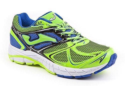 Joma Speed, Zapatillas de Running para Hombre Amarillo (Lemon Fluor)