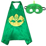 PJ Masks Gekko Mask and Cape Costume Toys for Kids Children Boys