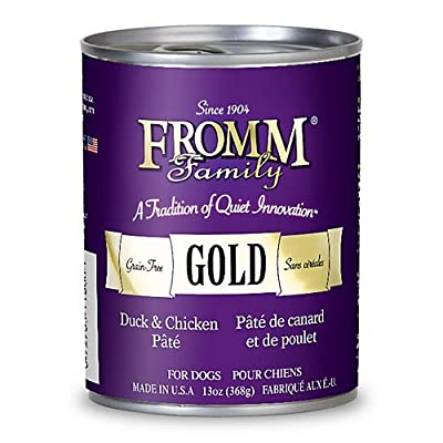 Fromm Gold Duck/Chicken Can Dog Food Case of 12