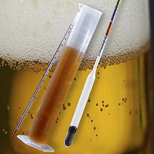 triple scale hydrometer instructions
