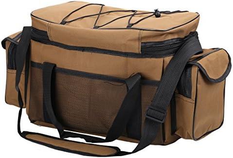 SeaKnight sk003釣りバッグLarge Single Shoulder釣りタックルバッグ多機能スポーツ釣りタックルバッグアウトドアハイキング釣り登山スポーツバッグ