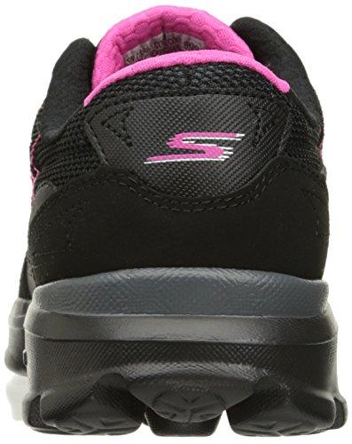 de 3 Caminar Skechers Walk Go Pink Rendimiento Clima Hot zapatos Serie Black 7w8YOq