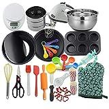 Goldwin Baking Full set of baking set cake baking tools adult beginner baking set