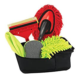 7-Piece Car Wash Set Gifts and Accessories