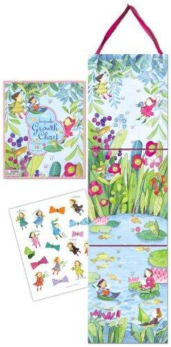 Lily Pad Keepsake Box - eeBoo Lily Pad Pond Growth Chart