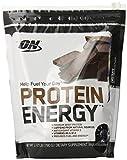 optimum nutrition energy - OPTIMUM NUTRITION On Protein Energy Supplement, Chocolate, 1.72 Pound