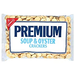 Premium Soup & Oyster Crackers, (9-Ounce...