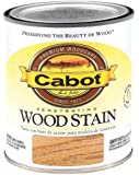 Cabot Interior Oil-Based Wood Stain