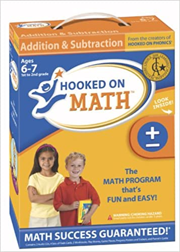 Hooked on Math: Addition And Subtraction: Hooked on Phonics ...