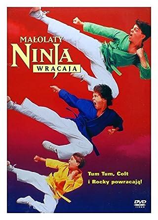 3 Ninjas Kick Back DVD Region 2 English audio. English ...