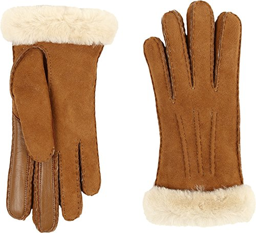 UGG Women's Carter Smart Glove Chestnut SM