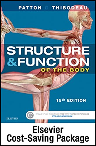 Book Anatomy & Physiology Online for Structure & Function of the Body (Access Code and Textbook Package), 15e