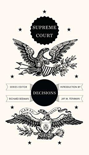 Supreme Court Decisions (Penguin Civic Classics)