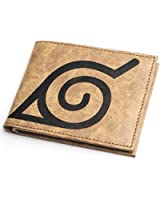 Naruto Bag Purse Leather Wallet (B style)