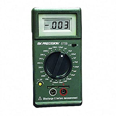 B&K Precision 875B Low-Ohm LCR Meter
