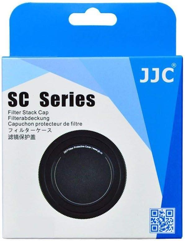 Jjc Sc 67ii Slim Metall Filter Stack Cap Für Uv Cpl Kamera