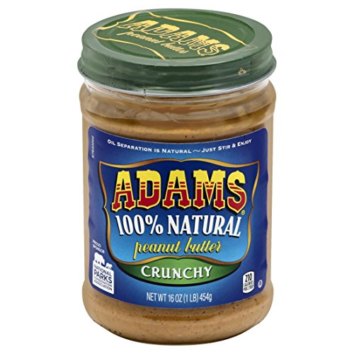 Check expert advices for adams organic peanut butter?