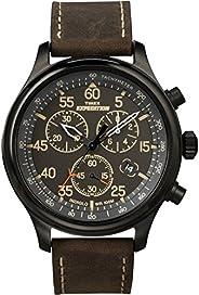 Relógio cronógrafo masculino Timex Expedition Field