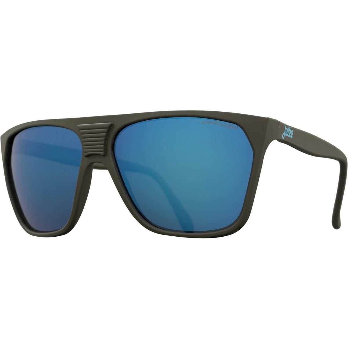 Julbo Cortina Gafas de Sol Hombre, Army/Azul