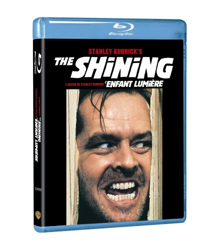 The Shining / L'Enfant lumière (Bilingual) (1980) [Blu-ray] Stanley Kubrick Stephen King Warner Bros. Home Video 0000200001085391293859