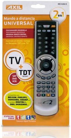Engel Axil Boston MD0284E - Mando a distancia universal con memoria de seguridad: Amazon.es: Electrónica