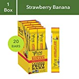 Pure Organic Strawberry Banana Fruit Sandwiches (0.63-Ounce, Pack of 20)