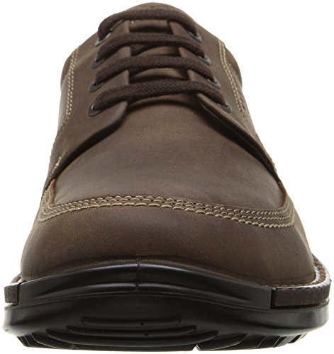 Ecco Mens Fusion Ii Cravate Oxford Cacao Marron